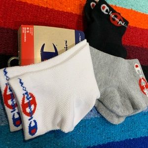 🌟Champion🌟 Ankle Sock 3 Pack